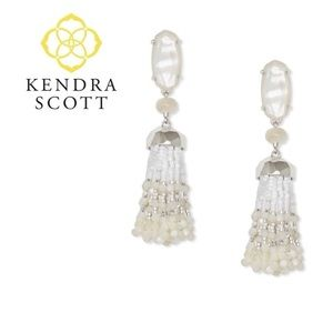 NEW Kendra Scott Dove Tassel Earrings
